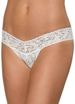 Hanky Panky Low Rise Bride Thong