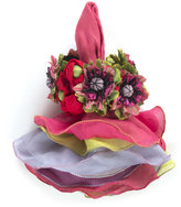 Mackenzie Childs MacKenzie-Childs Cutting Garden Napkin Bouquet