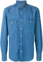Tom Ford classic denim shirt