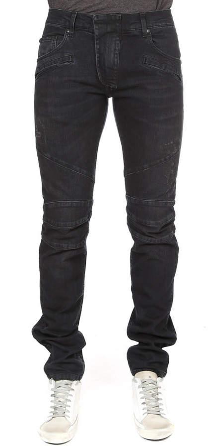 0370a93d Pierre Balmain Jeans Mens - ShopStyle