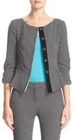 Armani Collezioni Women's Stretch Jacket