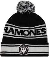 Bravado Ramones Eagle Pom Beanie Hat