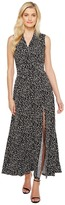 MICHAEL Michael Kors Mini Finy Slit Maxi Dress Women's Dress