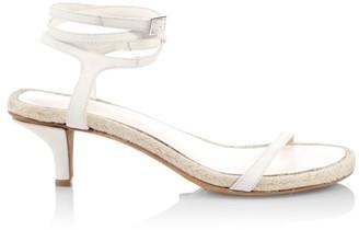 3.1 Phillip Lim Yasmine Ankle-Strap Espadrille Sandals