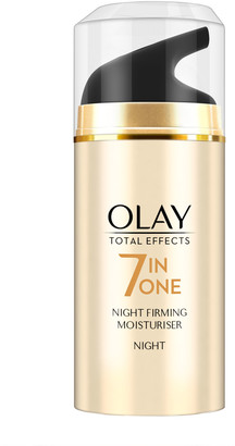 Olay Total Effects Uv Night Cream Travel Size 15Ml