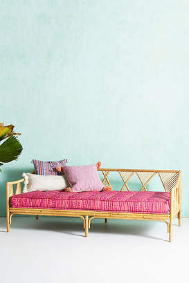 Anthropologie Sunny Daybed Cushion By in Pink Size ALL