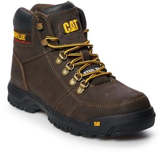 Caterpillar Outline Men's Steel Toe Work Boots