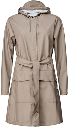 Rains Belt Jacket 1824 Taupe - XXS/XS