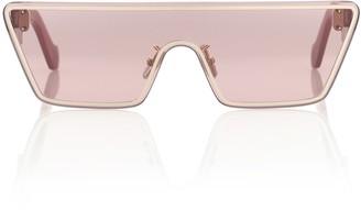 Loewe Rimless rectangular sunglasses