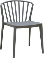 Life Interiors Outdoor Dining Chairs Havana Grey Dining Chair