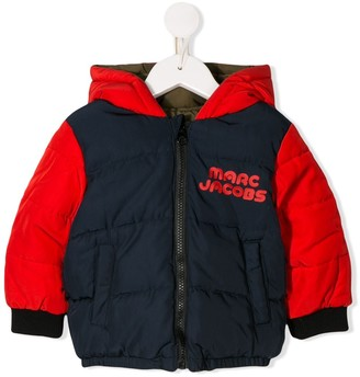 Little Marc Jacobs Reversible Padded Jacket