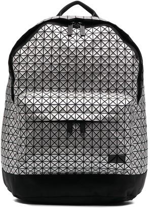 Bao Bao Issey Miyake Geometric Pattern Backpack