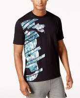 Sean John Men's Big and Tall Snake T-Shirt