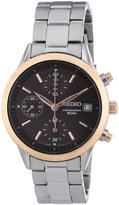Seiko Women's SNDY44 Stainless Steel Analog with Dial Watch
