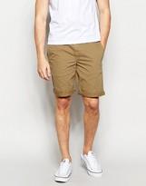 BOSS ORANGE By Hugo Boss Chino Shorts In Tan