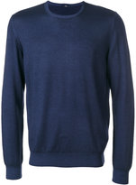 Fay crew-neck jumper - men - Virgin Wool - 46