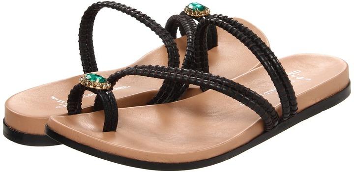 Donald J Pliner Lisa for Gunta (Black) - Footwear