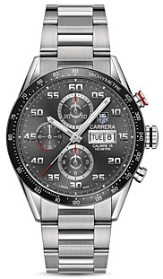 Tag Heuer Carrera Chronograph, 43mm