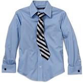 Brooks Brothers Boys' Solid Dress Shirt - Little Kid, Big Kid