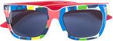 Stella McCartney colour block sunglasses - kids - Acetate - One Size