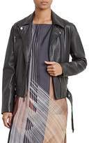 Kenneth Cole Women's Classic Moto Jacket