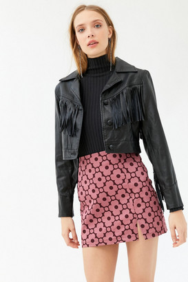 Urban Outfitters Darren Mini Skirt