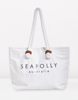 Seafolly Ship Sail Tote