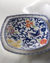 """Lauren Ralph Lauren Four-Piece """"Mandarin"""" Dinnerware Place Setting"""