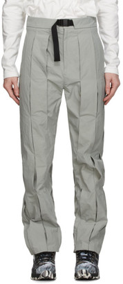 Post Archive Faction (PAF) Post Archive Faction PAF Grey Technical 3.1 Center Trousers