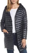Sam Edelman Women's Reversible Down & Feather Fill Puffer Jacket