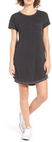 RVCA So Chill Open Back T-Shirt Dress