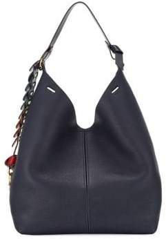 Anya Hindmarch The Bucket Leather Hobo Bag