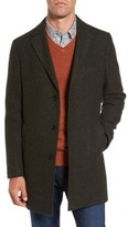 Rodd & Gunn Men's Virgin Wool Long Coat