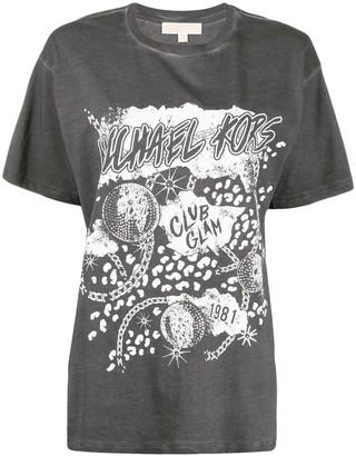 MICHAEL Michael Kors Club Glam T-shirt