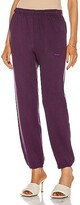 Thumbnail for your product : SABLYN Mason Sweatpant in Purple