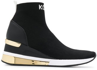 MICHAEL Michael Kors Skyler high-top sneakers