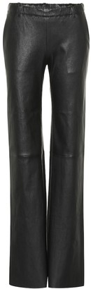 STOULS Oswald leather pants