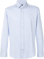 Hackett formal fitted shirt