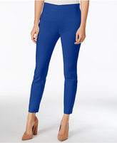 Bar III Side-Zip Skinny Pants, Only at Macy's
