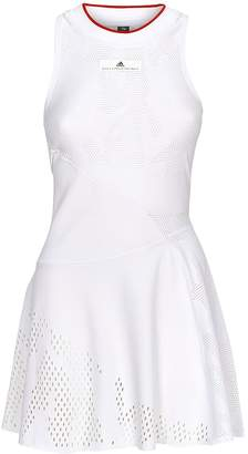 adidas by Stella McCartney Asymmetric Dress and Shorts Set