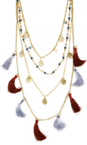Shashi Lisa Layered Necklace