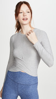 Beyond Yoga Under Over Lightweight Pullover
