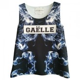 Gaelle Bonheur Black Top for Women