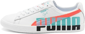 Puma Clyde Logo Women's Sneakers
