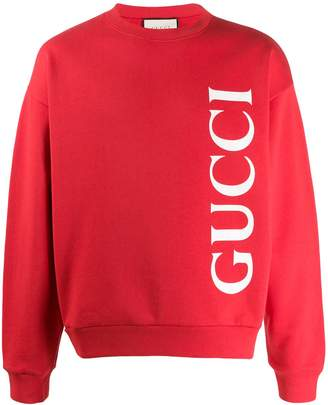 Gucci logo sweatshirt