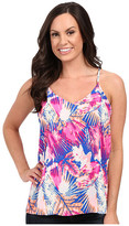 Rock and Roll Cowgirl Sleeveless Top B5-7067