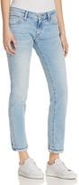 Mavi Jeans Emma Slim Boyfriend Jeans in Light Blue Vintage