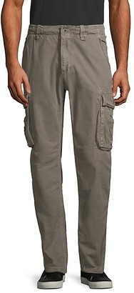 Jet Lag Relaxed-Fit Cotton Cargo Pants