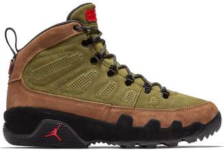 Jordan 9 Retro Boot Military Brown