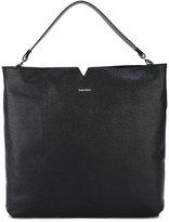 Diesel textured shoulder bag